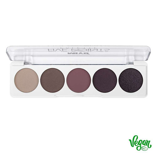 Paleta de sombras Five Points Miyo 03 Old Rose