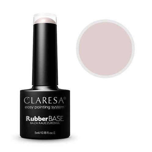 Rubber Base Semipermanente Claresa 01