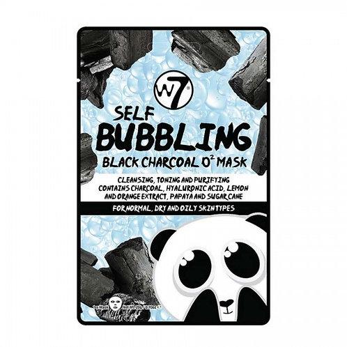 Máscara de papel de carvão Self Bubbling W7