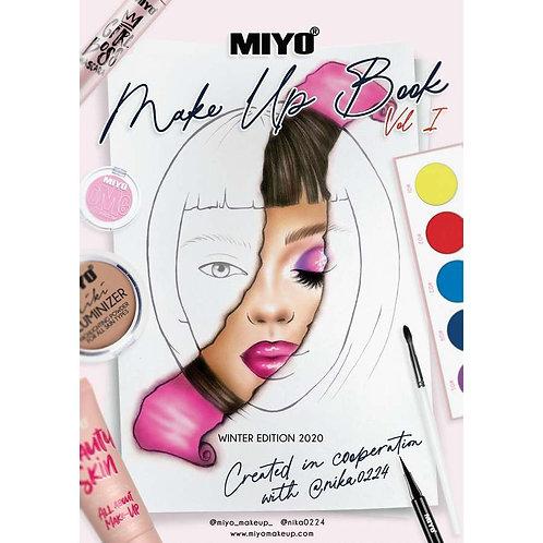 Livro de Facechart Miyo