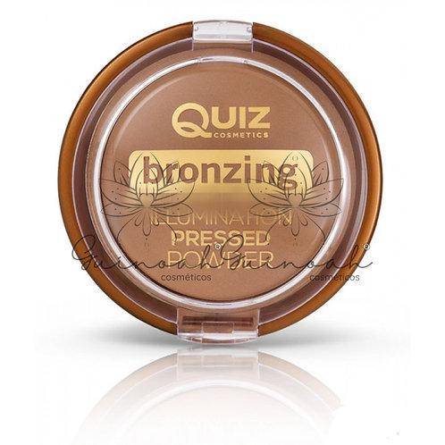 Bronzer iluminador Quiz TOM 01