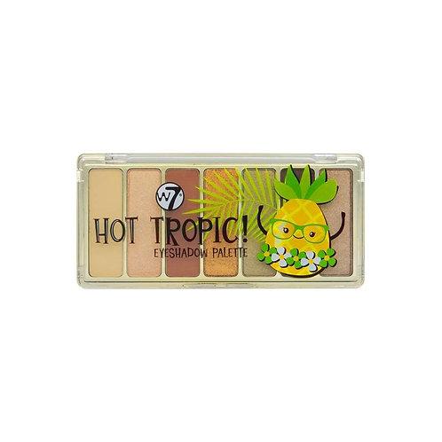 Paleta de sombras Hot Tropic W7