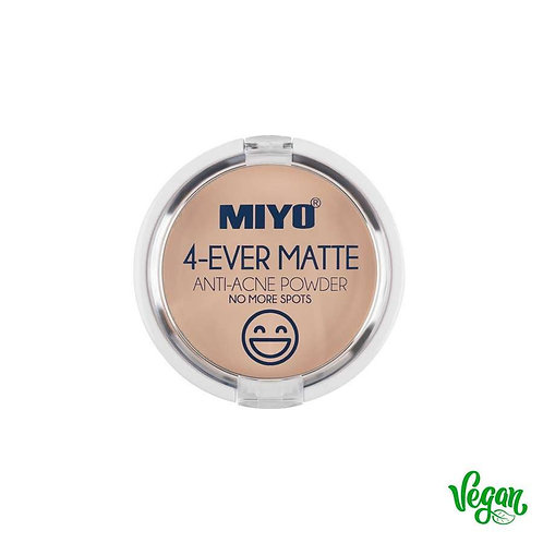 Pó compacto 4-ever matte Anti-acne