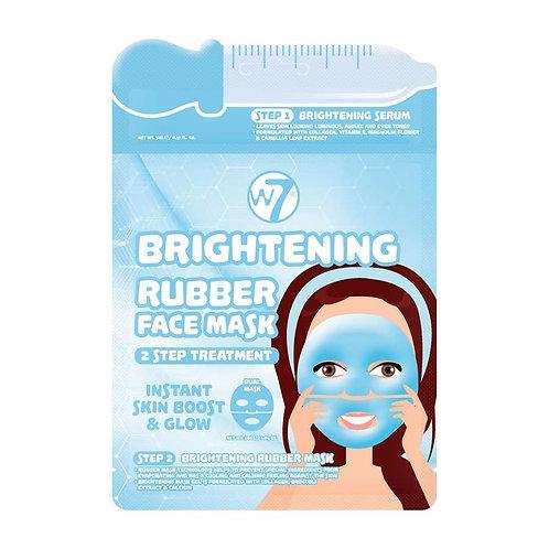 Máscara facial de Borracha iluminadora 2 pasos W7