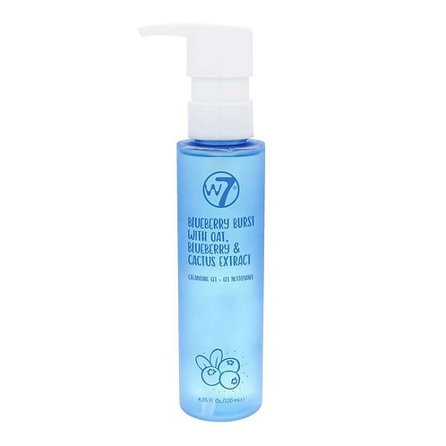 Gel de limpeza facial Blueberry Burst W7