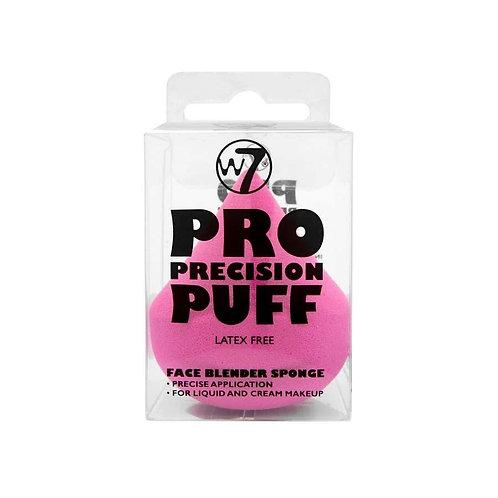 Esponja de maquilhagem Pro Precision Puff W7