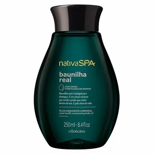 Nativa SPA Baunilha Real Óleo Hidratante Corporal 250ml