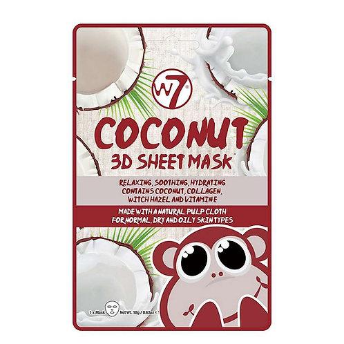 Máscara de papel 3D Coco W7