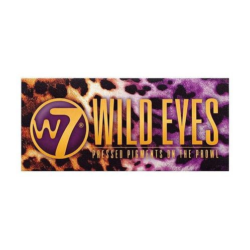 Paleta de sombras Wild Eyes W7