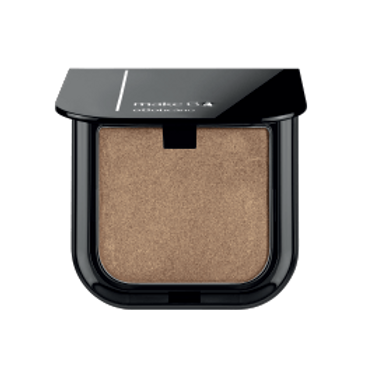 MAKE B ILUMINADOR FACIAL COMPACTO BRONZE