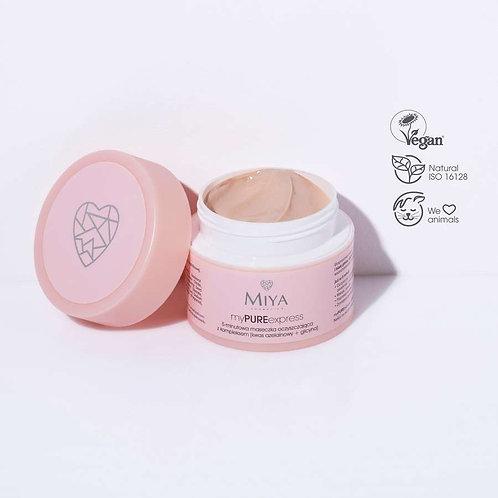 Máscara purificante myPUREexpress Miya