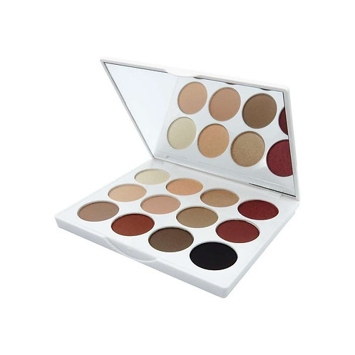 Paleta de sombras Very Vegan Naughty by Nature W7