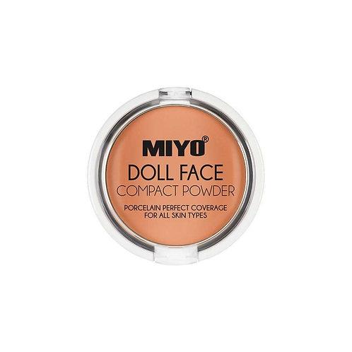 Pó compacto Doll Face Miyo 03 Sand