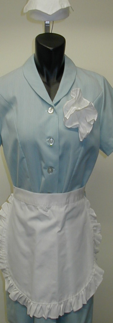 50's waitress outfit - one of several (2