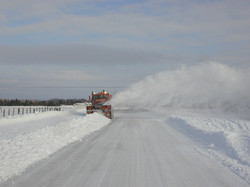 Sno-go at work
