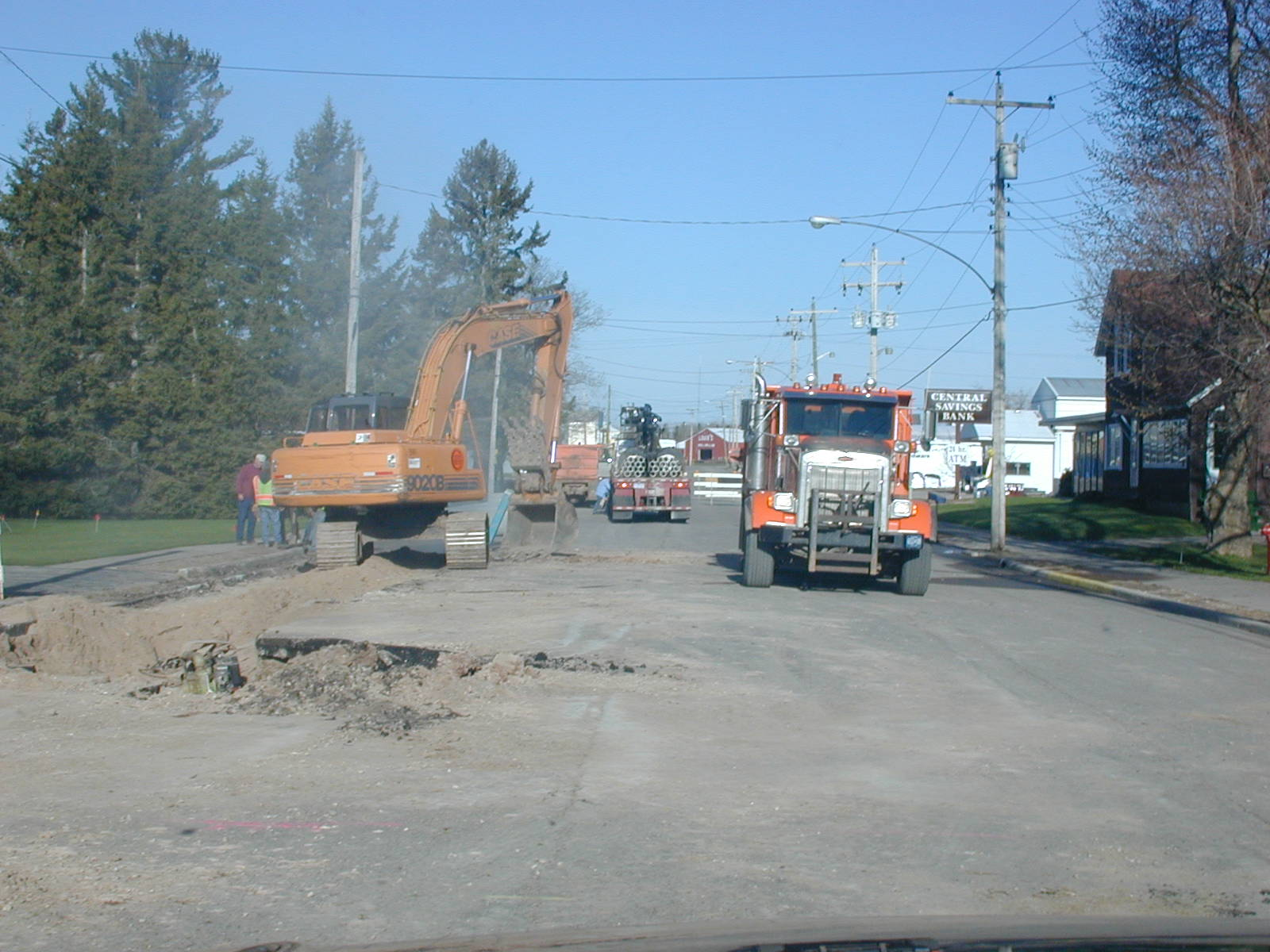 Main Street Drainage Repair