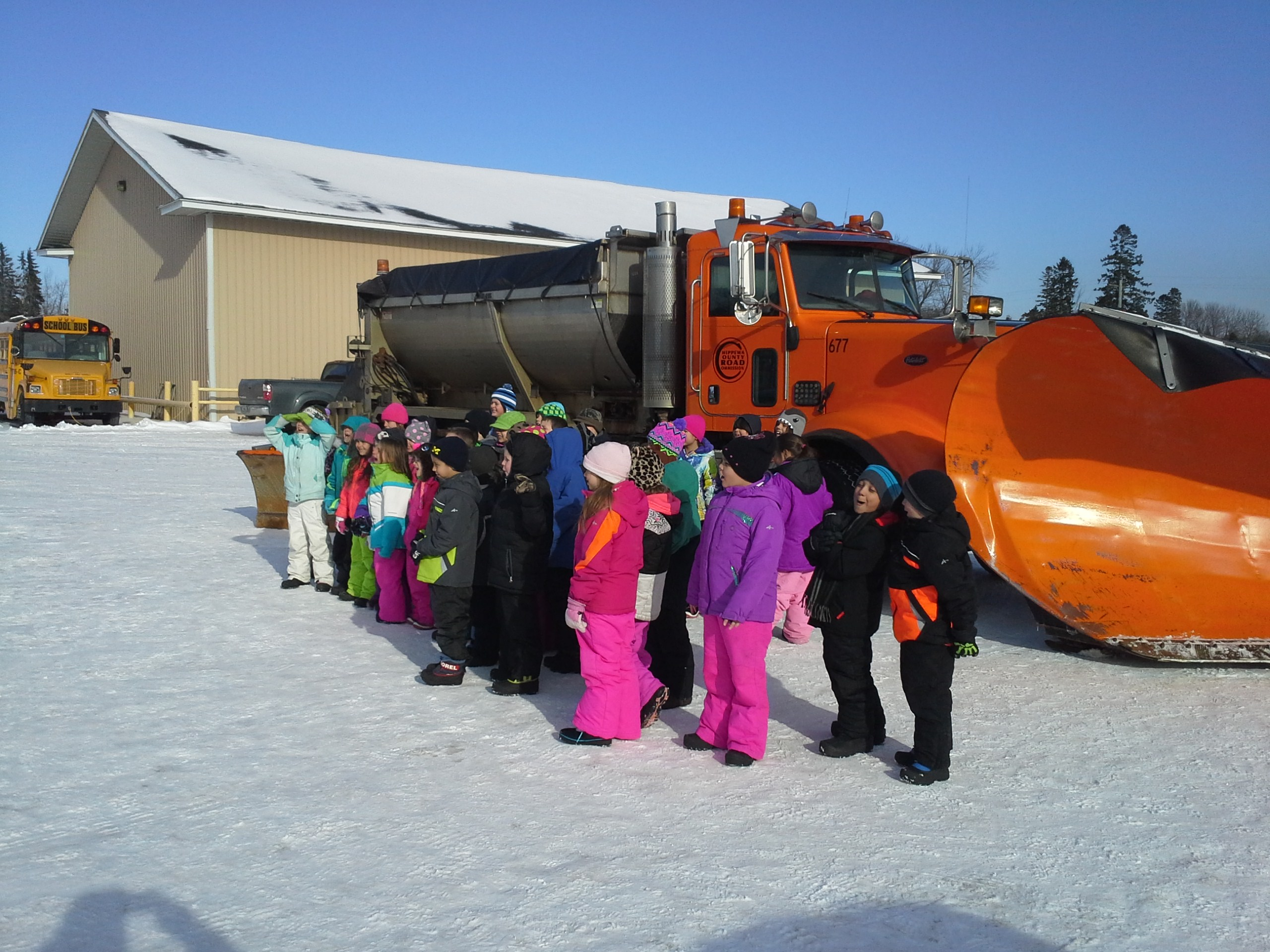 Plow Safety Day 2015