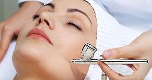 Oxygen Therapy Facial Diamond Physique