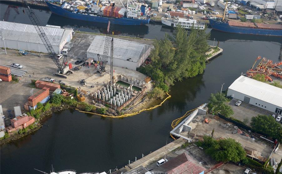 Tamiami Canal Bridge