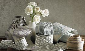 Lee Jofa _ Trims _ Fabrics _ Wall coverings _ Blake Ashley Design _ Montecito _ Santa Barbara