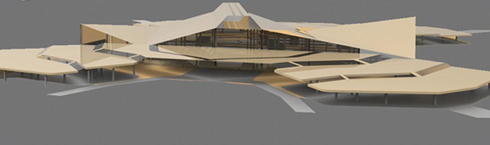 Multi-Modal Transit Hub