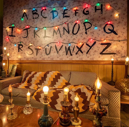 Stranger Things - Universal Studios Horror Nights