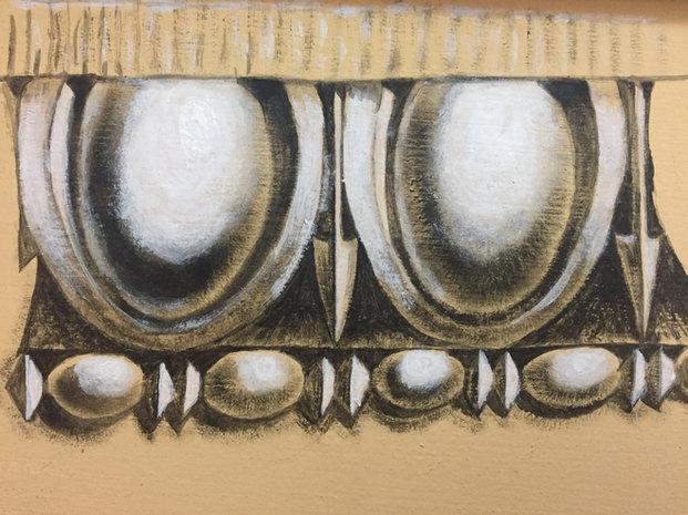 Trompe De L'oeil - Dry Brushing