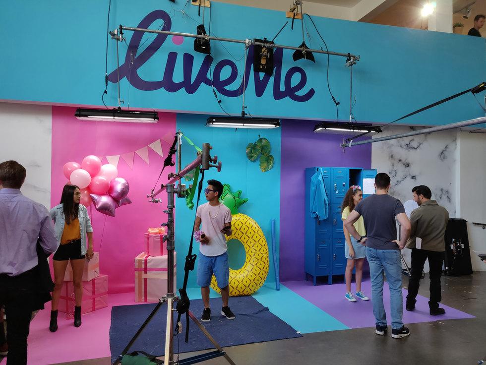 Live Me - Commercial