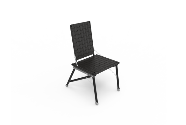 Chair from Scrap