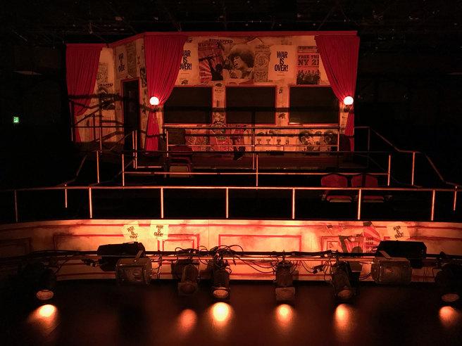CalArts Production - The Hendrix Project