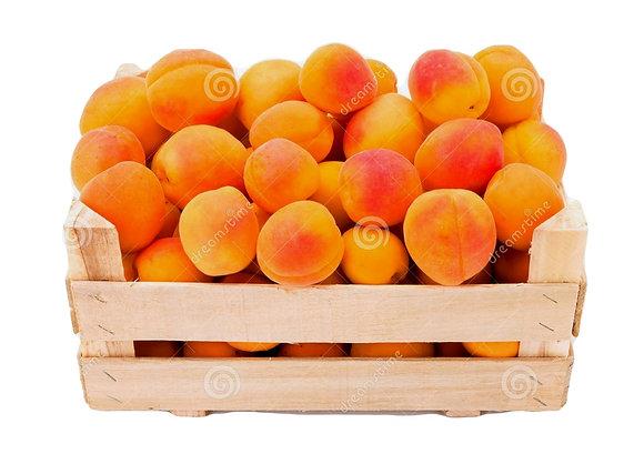 Abricots à confiture ( à la caisse ) 5kgs Vallée du rhône