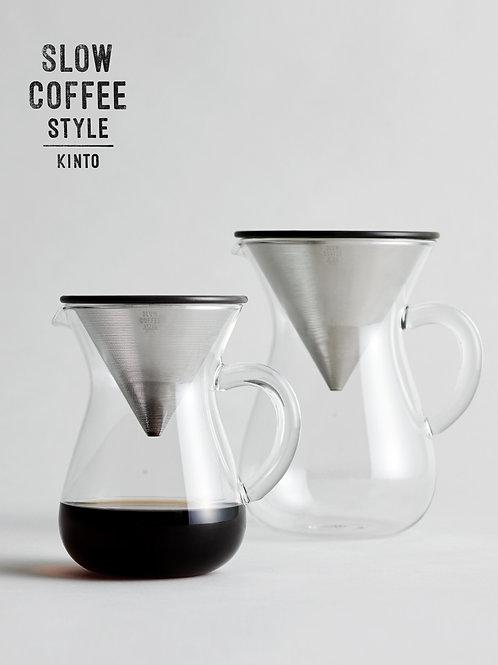 Kinto Slow coffee set