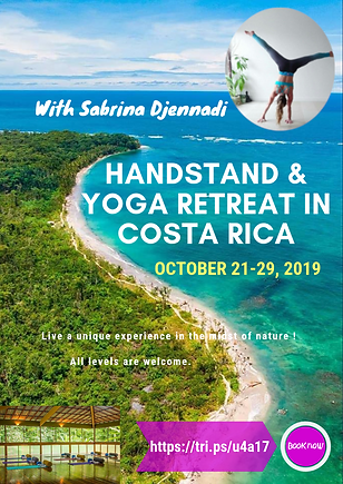 HANDSTAND & Yoga retreat in costa rica.p