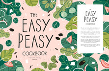 Easy Peasy Cookbook Cover