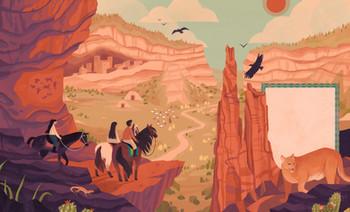 50 Adventures - Horseriding in Canyon de Chelly