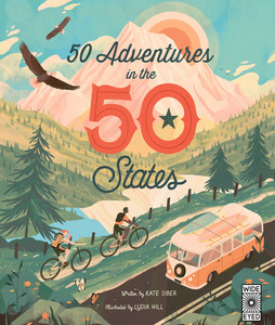 50 Adventures int eh 50 States Cover