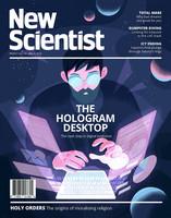 Speculative New Scientist Cover
