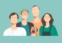 Fowler Family Portrait