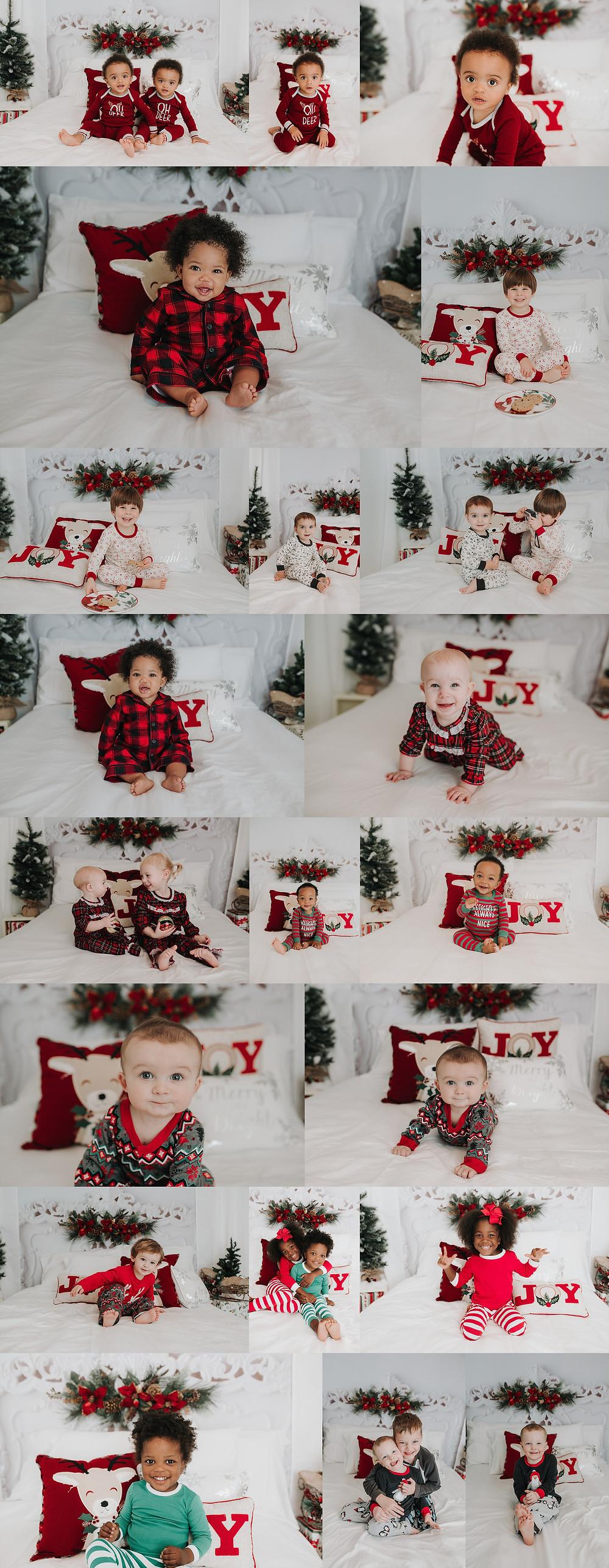 Christmas Mini | Jammies Minis