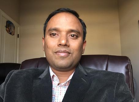 Spotlight On: Hari Krishna Konakanchi