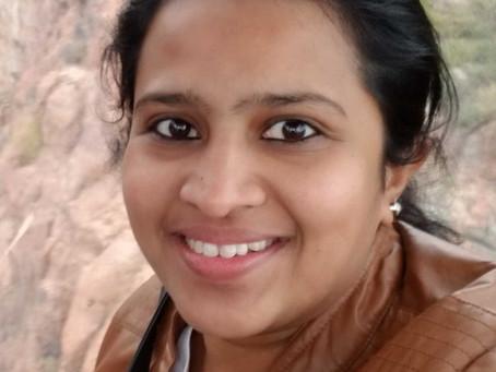 Spotlight on: Sabitha Shagabandi