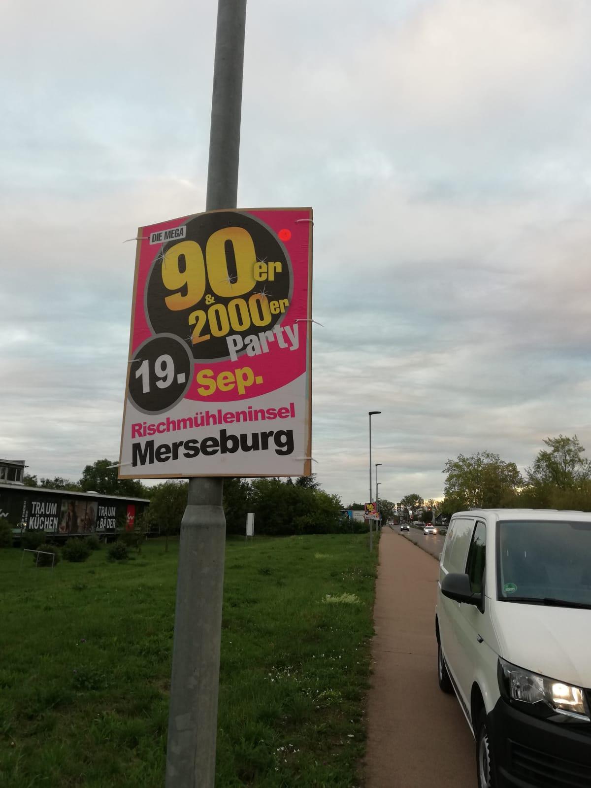 90er & 2000er Merseburg