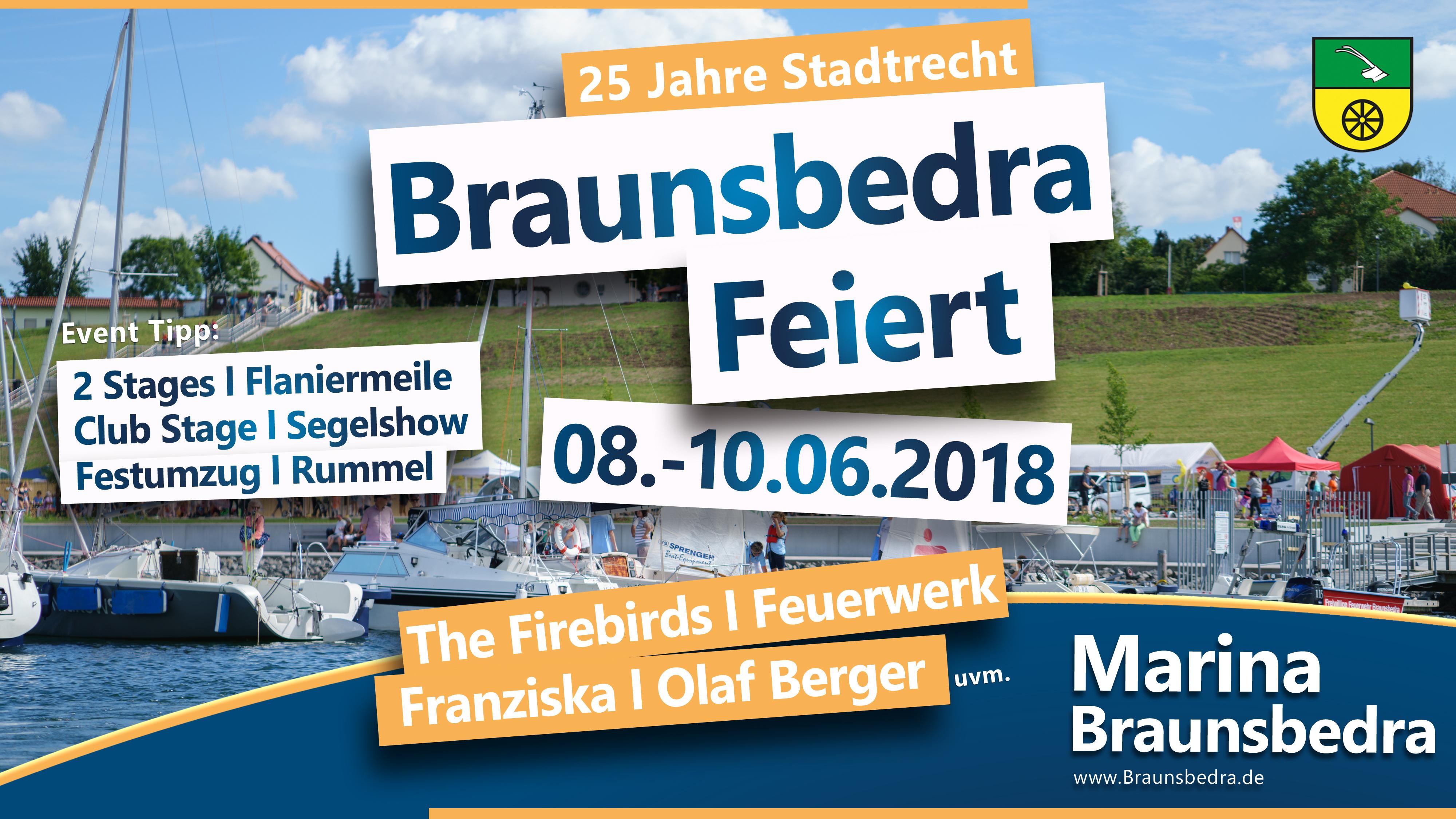 Design Stadtfest Braunsbedra