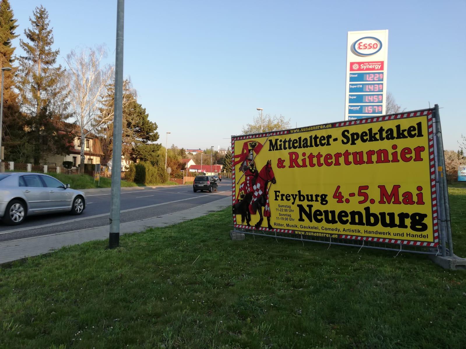 Banner Ritterspektakel