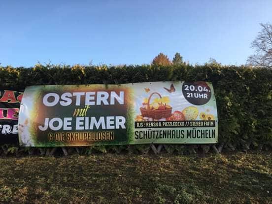 Banner Ostern in Mücheln