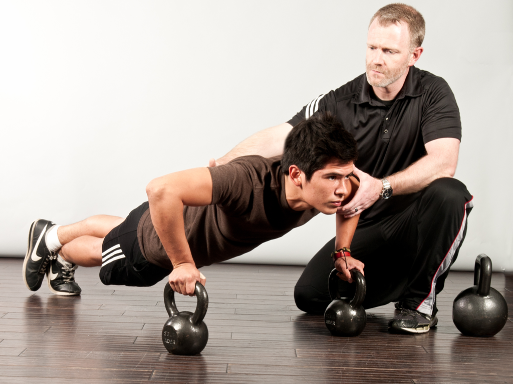 30 min personal training session