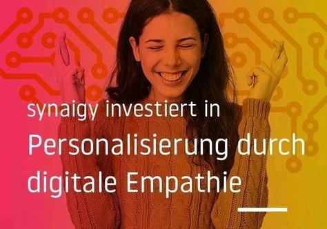 synaigy investiert in Personalisierung und übernimmt Mehrheit an brytes