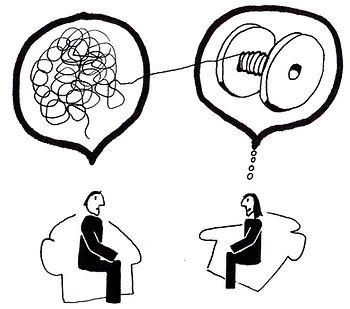 être écouter rencontrer psychlogue