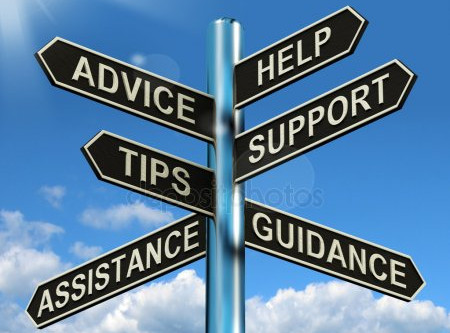 What should you do with advice?