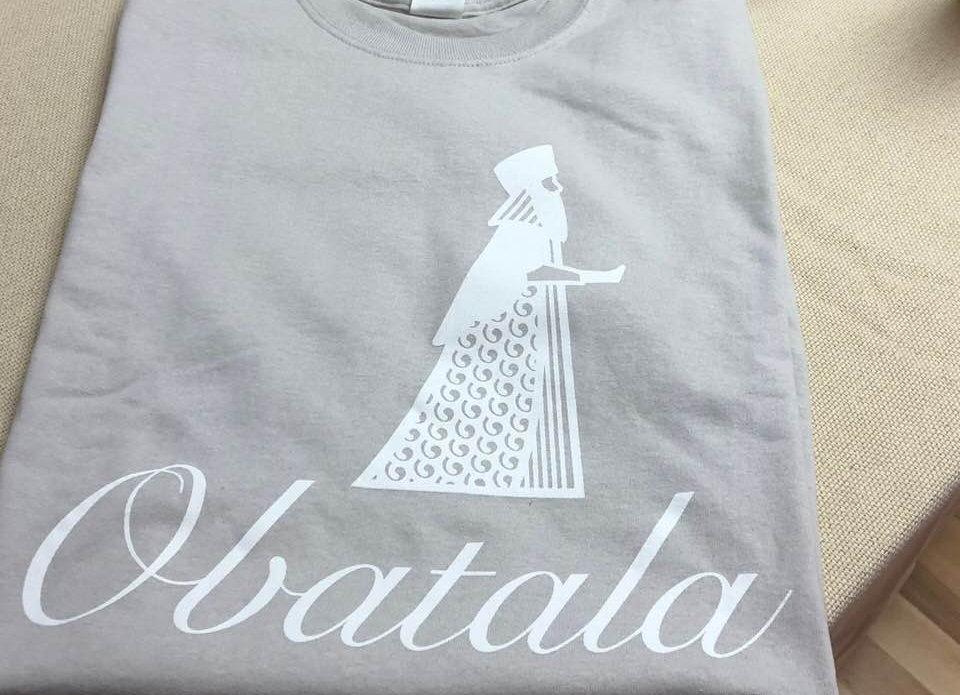 The Orisha Obatala T-shirt | BotanicaSantaBarbara